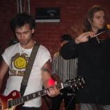 Арт-клубы «Филин» и «44», сольный концерт «Дети на парапете...»